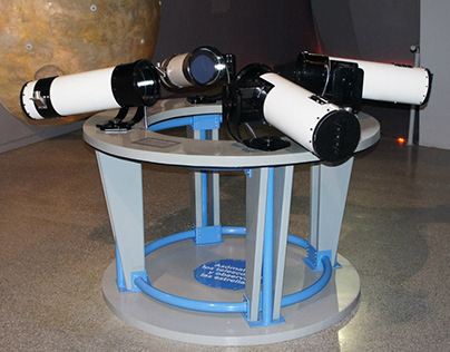 Interactive Telescopes
