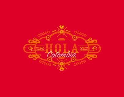 Hola Colombia - Iberia