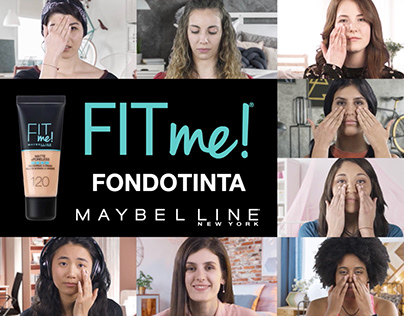 FIT ME - Maybelline New York foundation