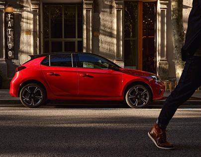 Opel Corsa Campaign