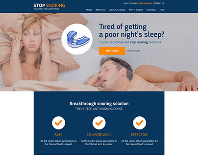 Download converting anti snoring html website templates