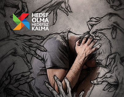 Visual identity - Narkotik Eğitim Campaign 2018