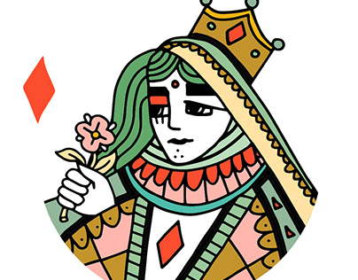 Deck of Cards - Face Cards