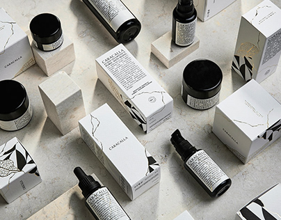 CARACALLA | Cosmetics - Branding & Packaging