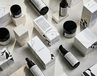 CARACALLA   Cosmetics - Branding & Packaging