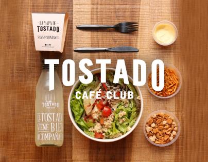 Tostado Café Club - Branding