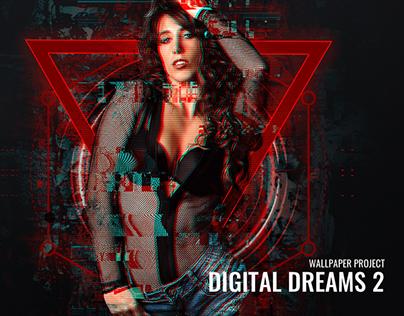 Digital Dreams 2 - Wallpaper
