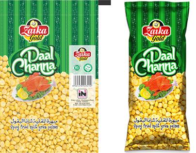 Zaika Gold (Dal Channa - Mutter Fried)