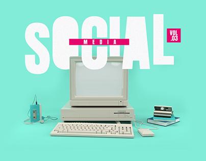 SOCIAL MEDIA | DIVERSOS | VOL. 03