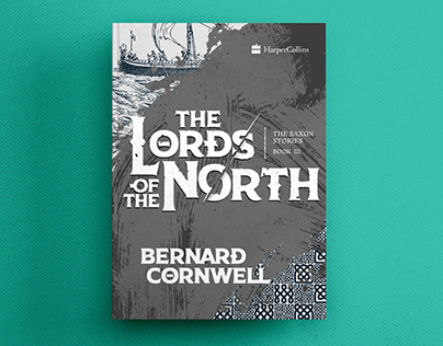 Book Redesign - The Lords of the North