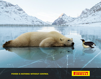 Pirelli Advertising - Power is nothing without control