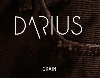 Darius | Logo et pochette vinyle | Mandat concours