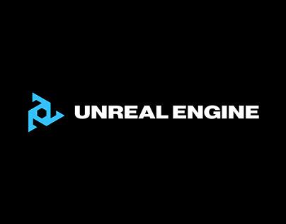 Unreal Engine - Logo Concept
