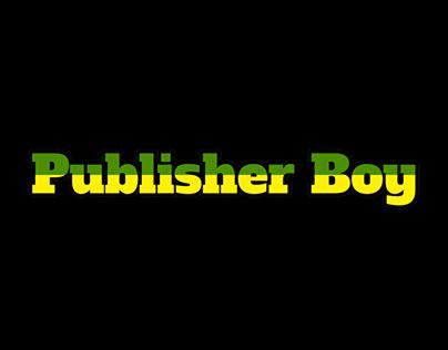 Publisher Boy