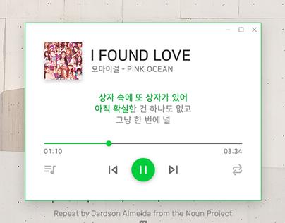 Melon Music App Redesign on Behance