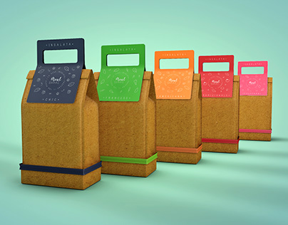 MEAL SHAKE | Packaging
