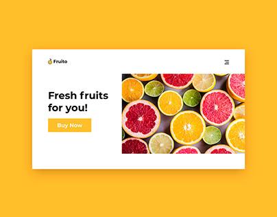 Fruito - Web