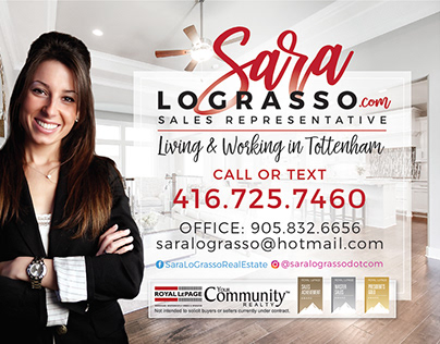 Sara Lo Grasso Real Estate Branding