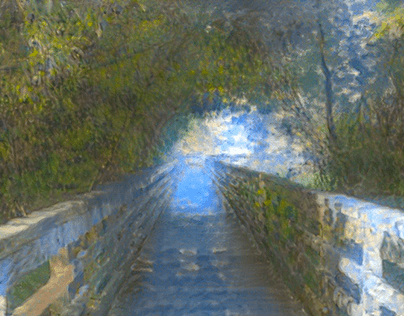 Collaboration with Monet