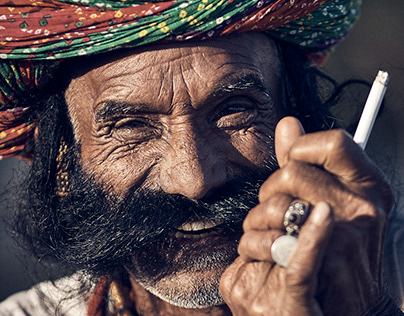 FACES, PUSHKAR FAIR