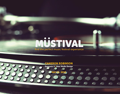Mustival: Project Deck