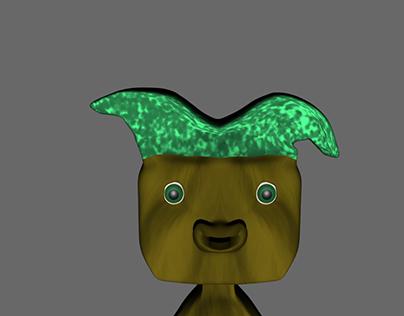 3D Character Modeling in Maya (Toolbox 4 final)