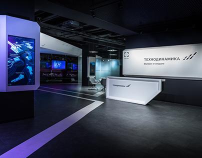 """Showroom """"Technodinamika"""""""