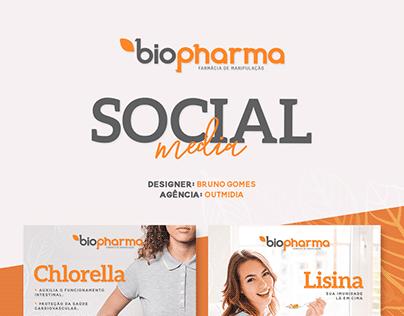 Social Media - Biopharma