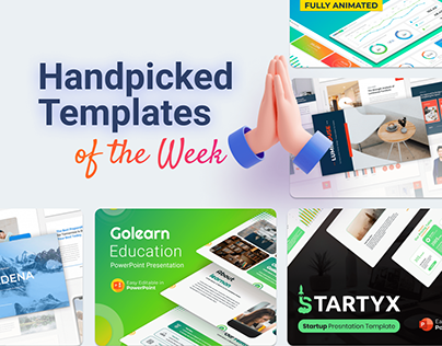 Handpicked Templates of the Week 🔥