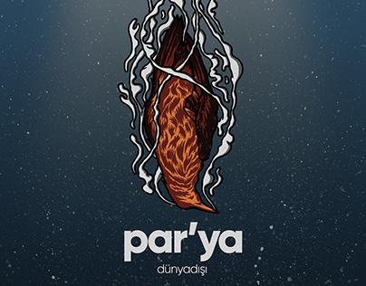Par'ya Album Cover Art