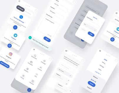 Dashboard Ui/Ux Design