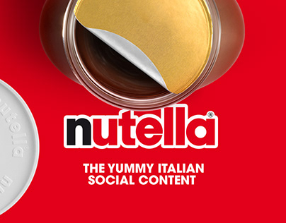 Nutella - The Yummy Italian Social Content