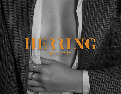 HERRING advertising campaign