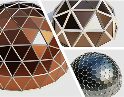 Design project: Geodesic dome