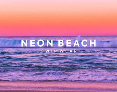 Neon Beach Swimwear