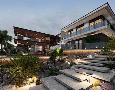 Villa in California, USA