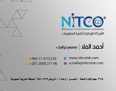 nitco™print card and paper