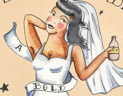 Bridal Guide x Sailor Jerry