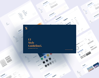 Style Guidelines for UI Design