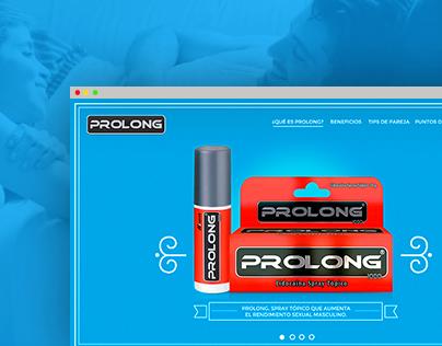 PROLONG | Sitio corporativo