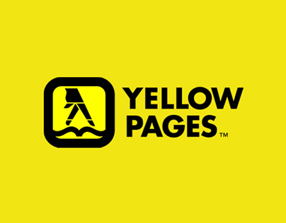 Yellow Pages Print Ad Campaign - Personal Project
