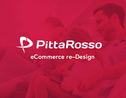 Pittarosso – eCommerce