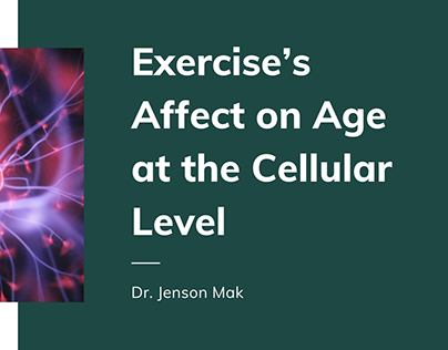 Exercise's Affect on Age at the Cellular Level