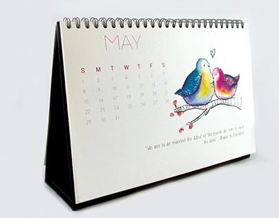 Chirp Crew Calendar