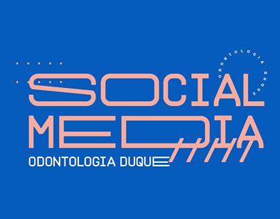 Odontologia Duque • Social Media