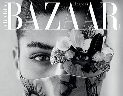 Cover Story for Harper's Bazaar Arabia Summer 2020