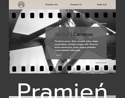 Ranica cameras Website