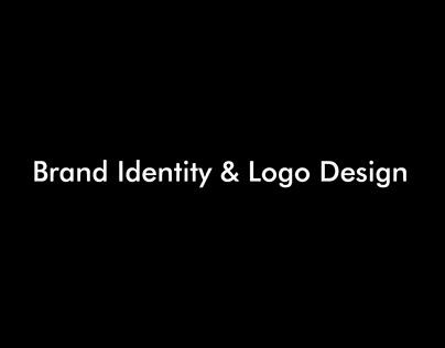 Logo & brand identity design portfolio