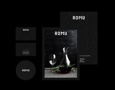 Romu / Branding