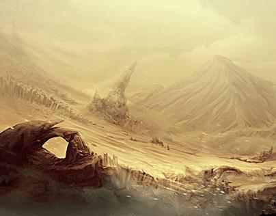 Desert•Concept Art